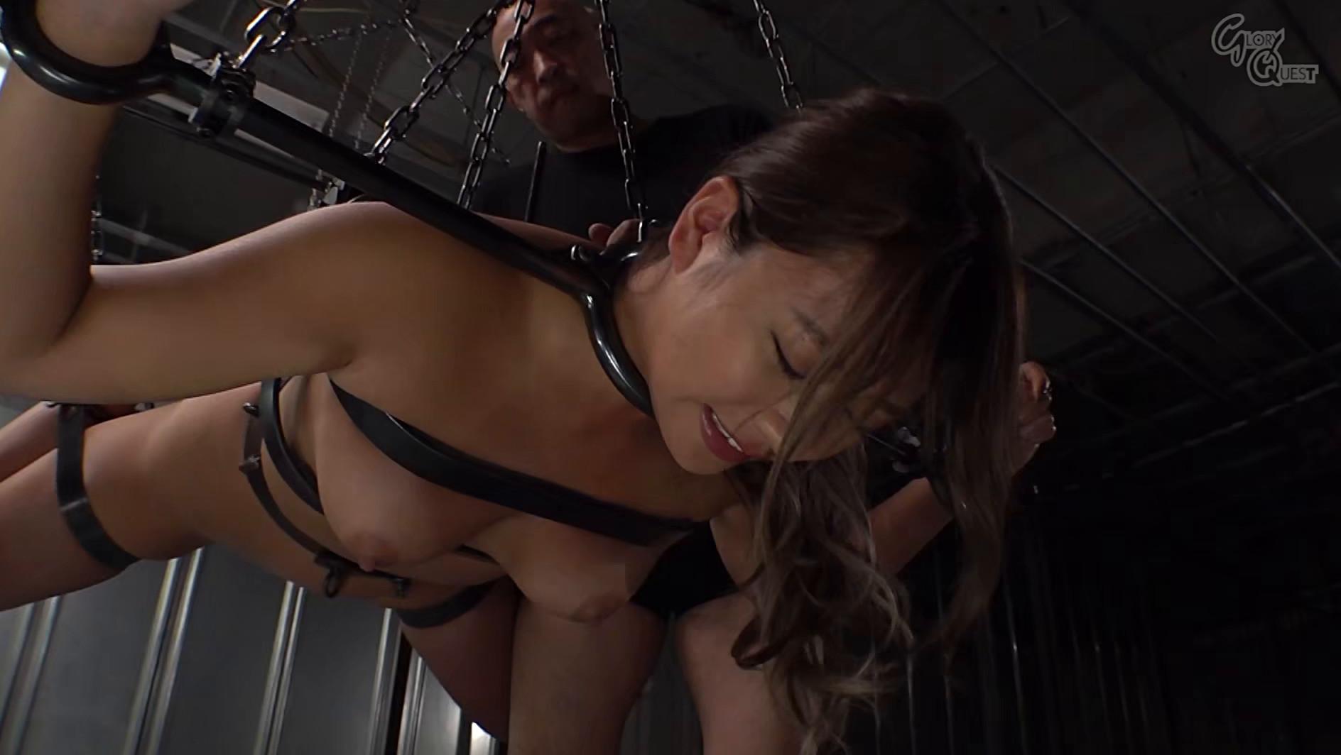 Ma○ko Device Bondage 17 鉄拘束マ○コ拷問 今井夏帆9