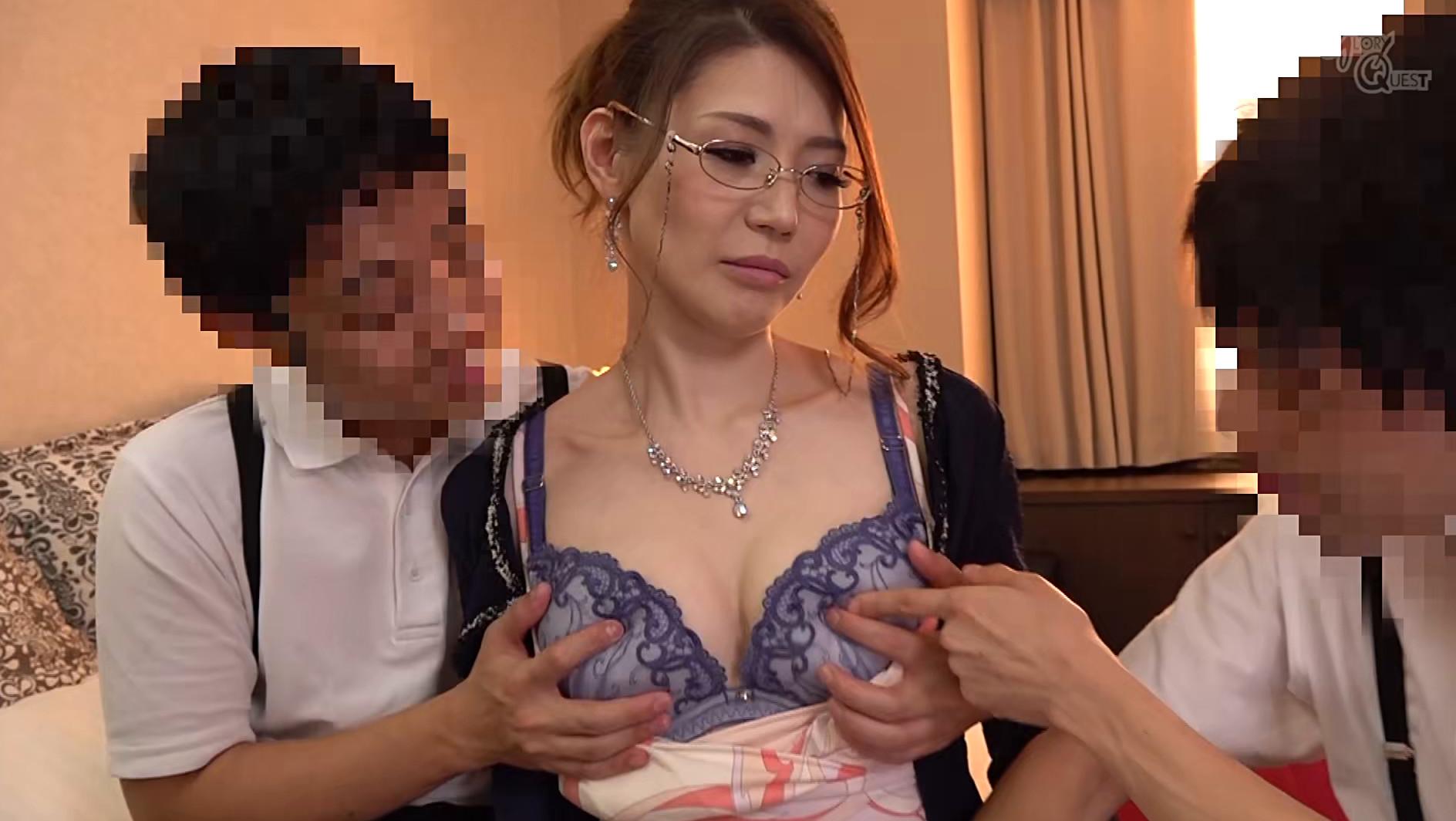 お色気P●A会長と悪ガキ生徒会 米津響 画像8