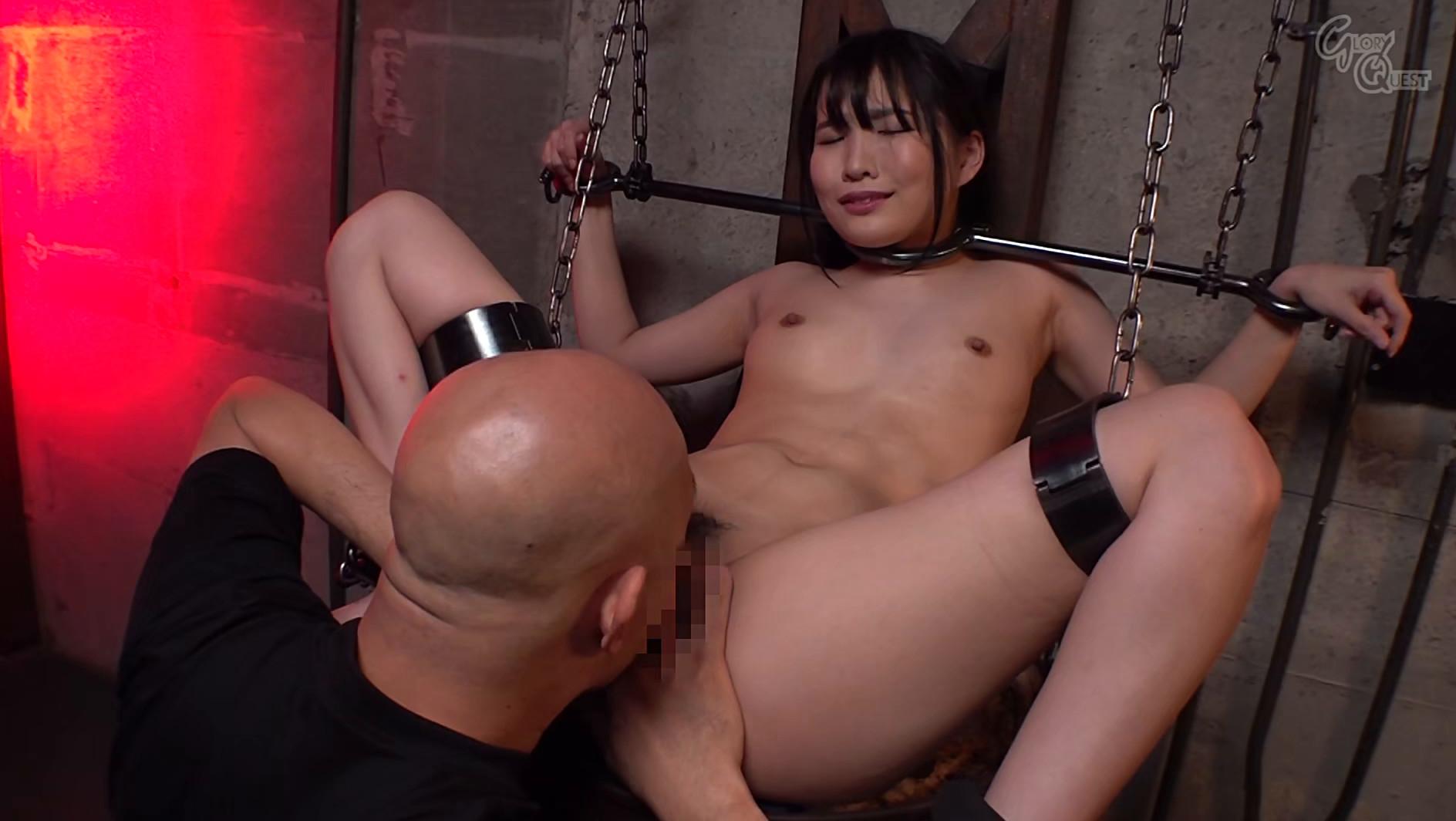 Ma○ko Device Bondage 21 鉄拘束マ○コ拷問 枢木あおい 画像16