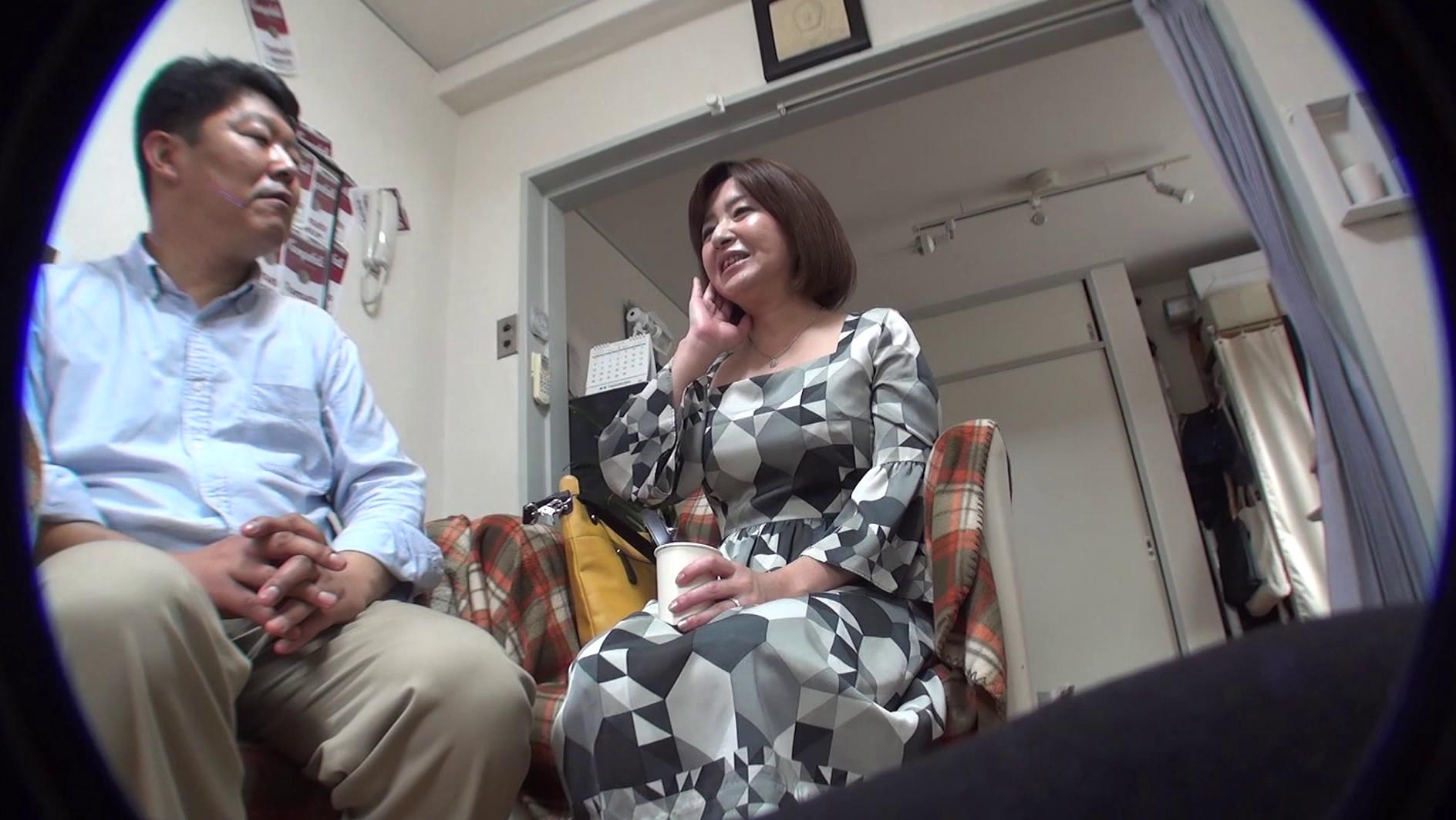 【五十路】応募素人妻 陽子さん 50歳