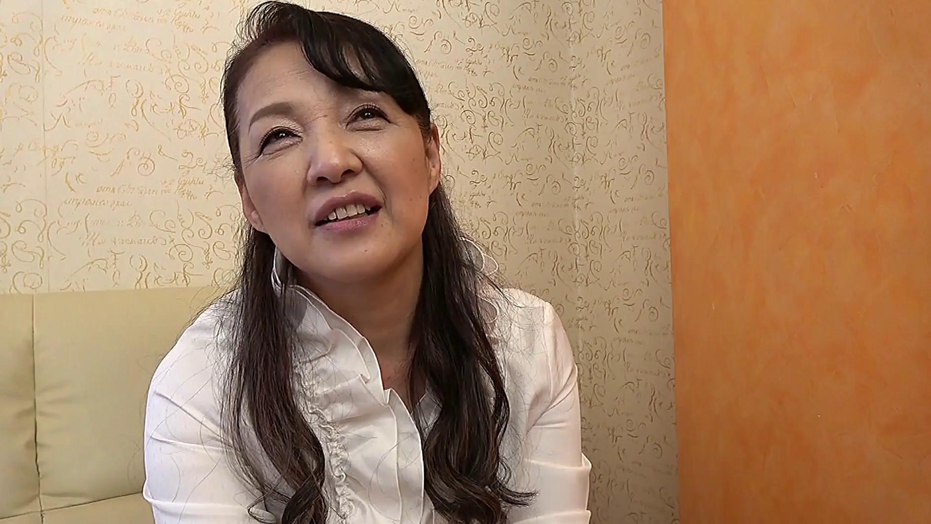 【六十路】応募素人妻 由里子さん 62歳