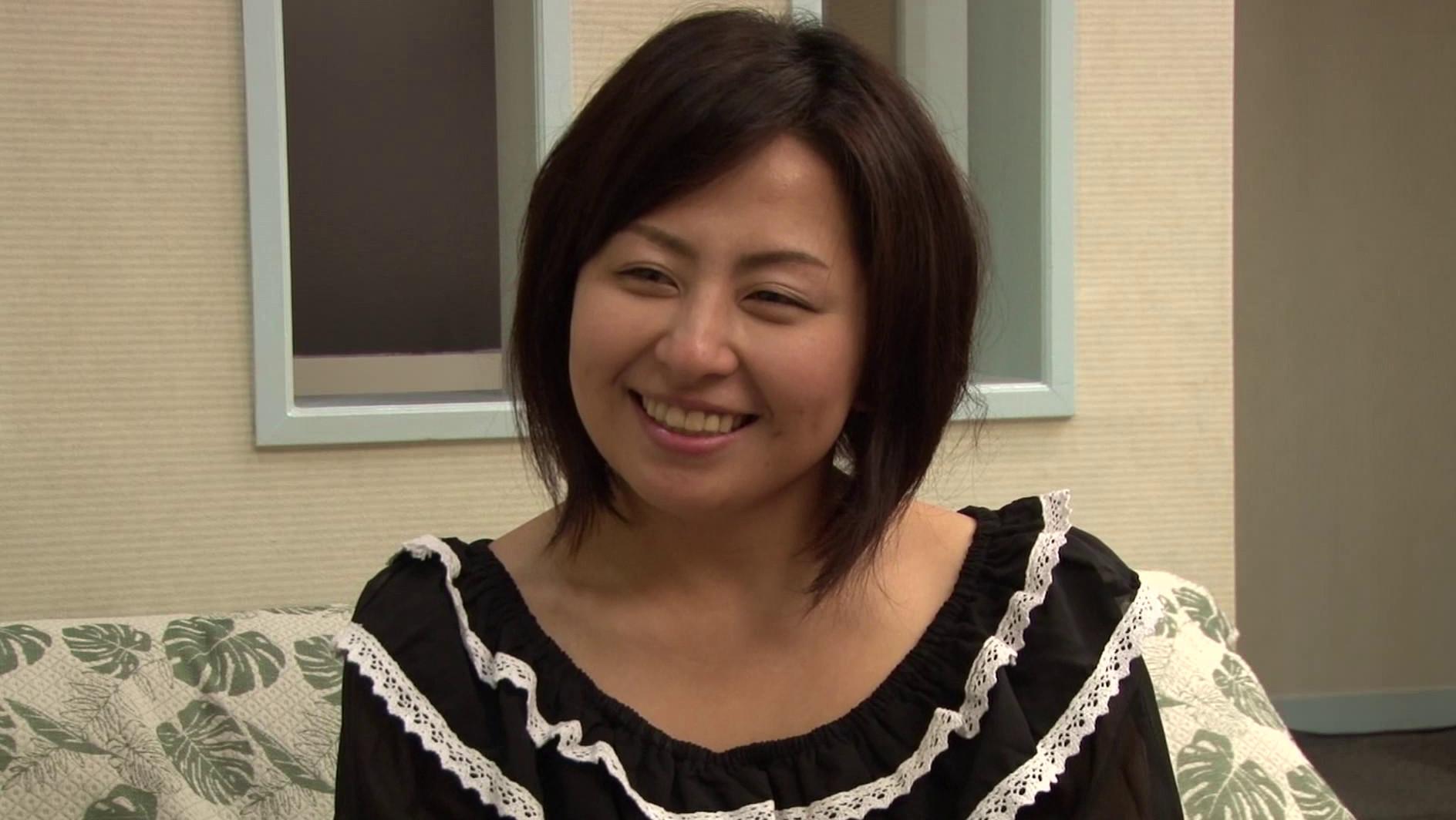 【三十路】応募素人妻 景子さん 34歳