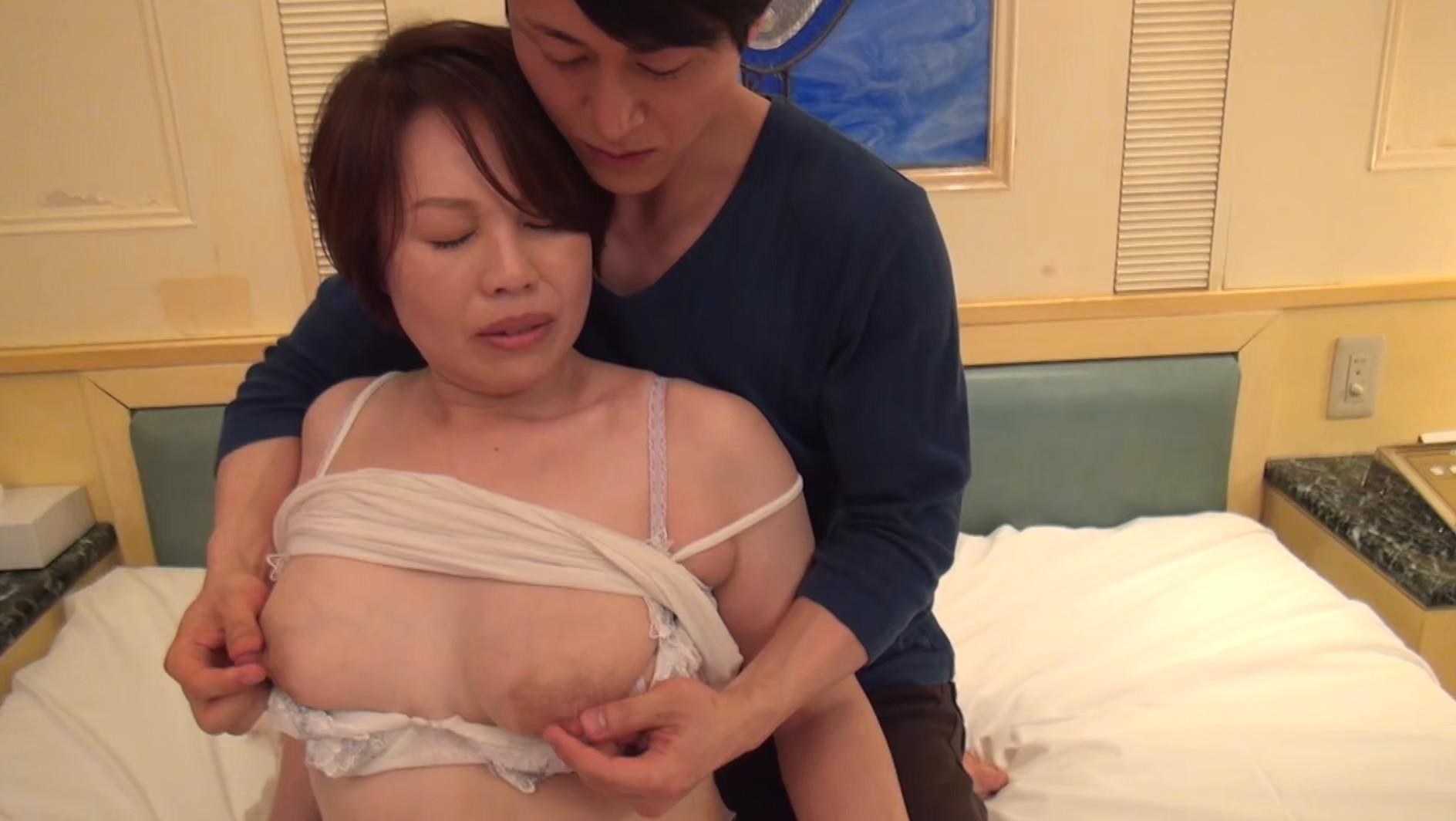 【五十路】応募素人妻 未知子さん 52歳,のサンプル画像2