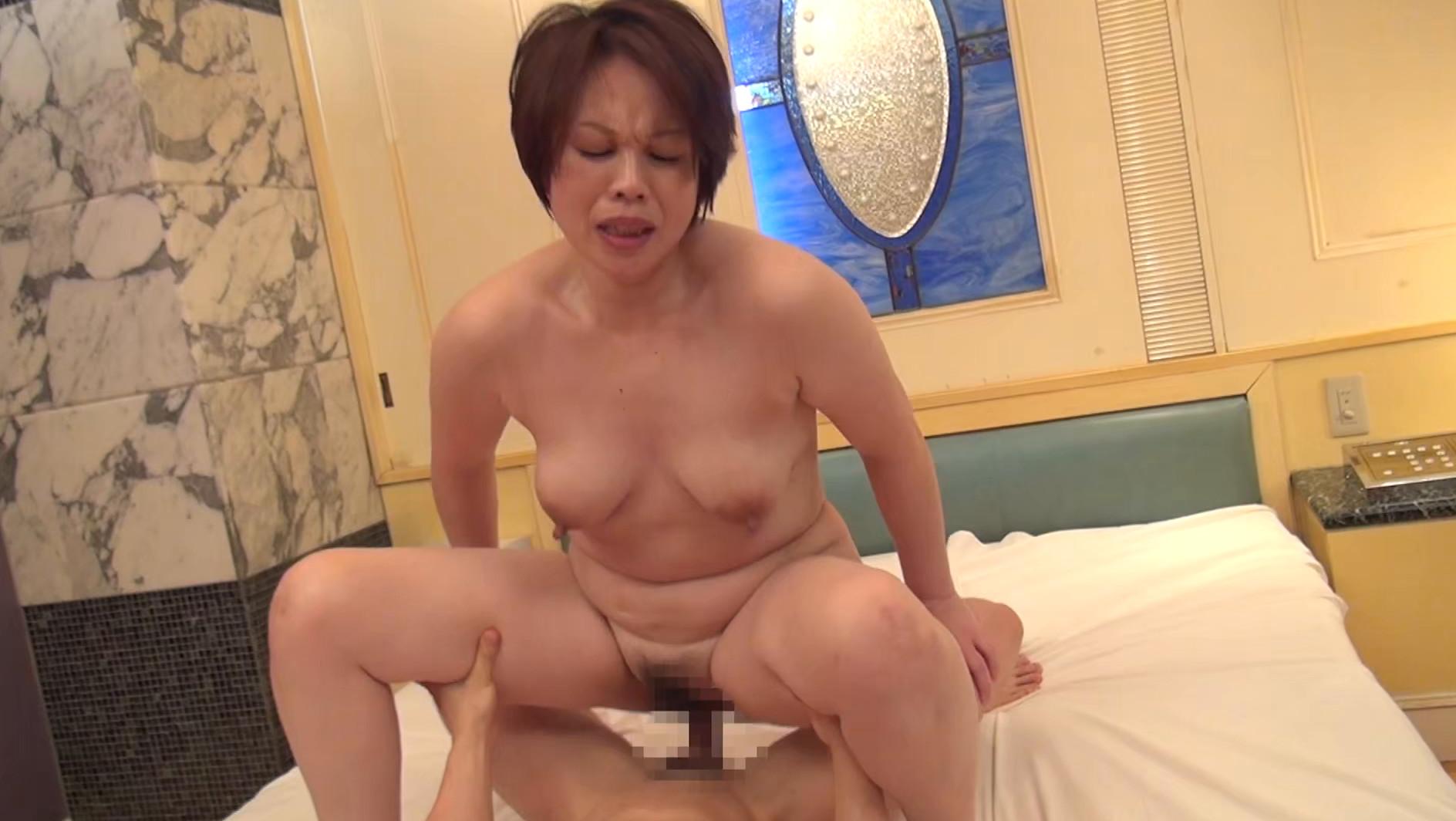 【五十路】応募素人妻 未知子さん 52歳,のサンプル画像7