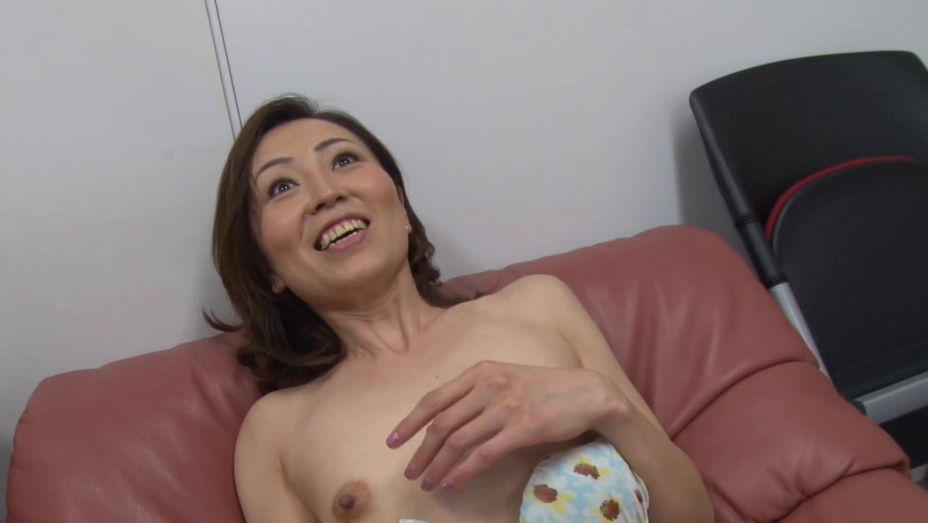 【四十路】応募素人妻 保奈美さん 44歳