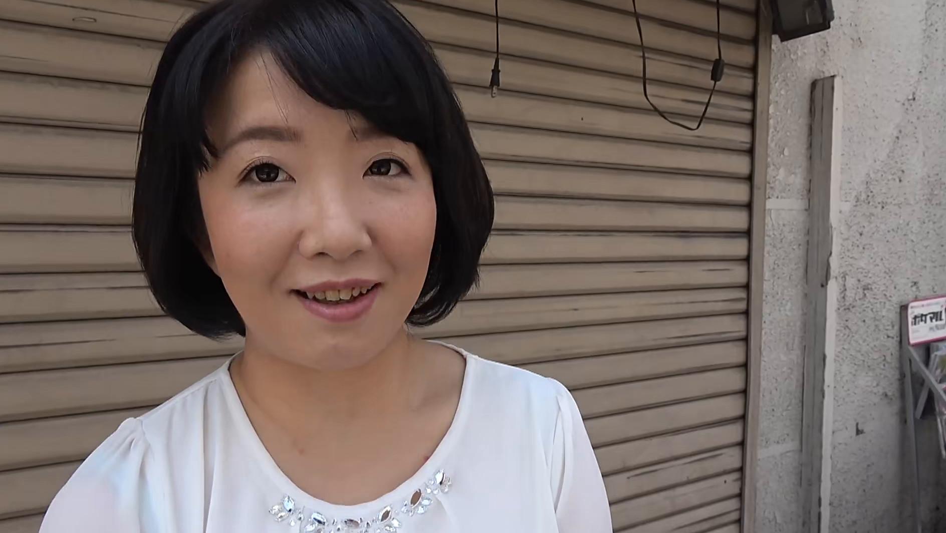 【四十路】応募素人妻 さゆみさん 45歳 画像1