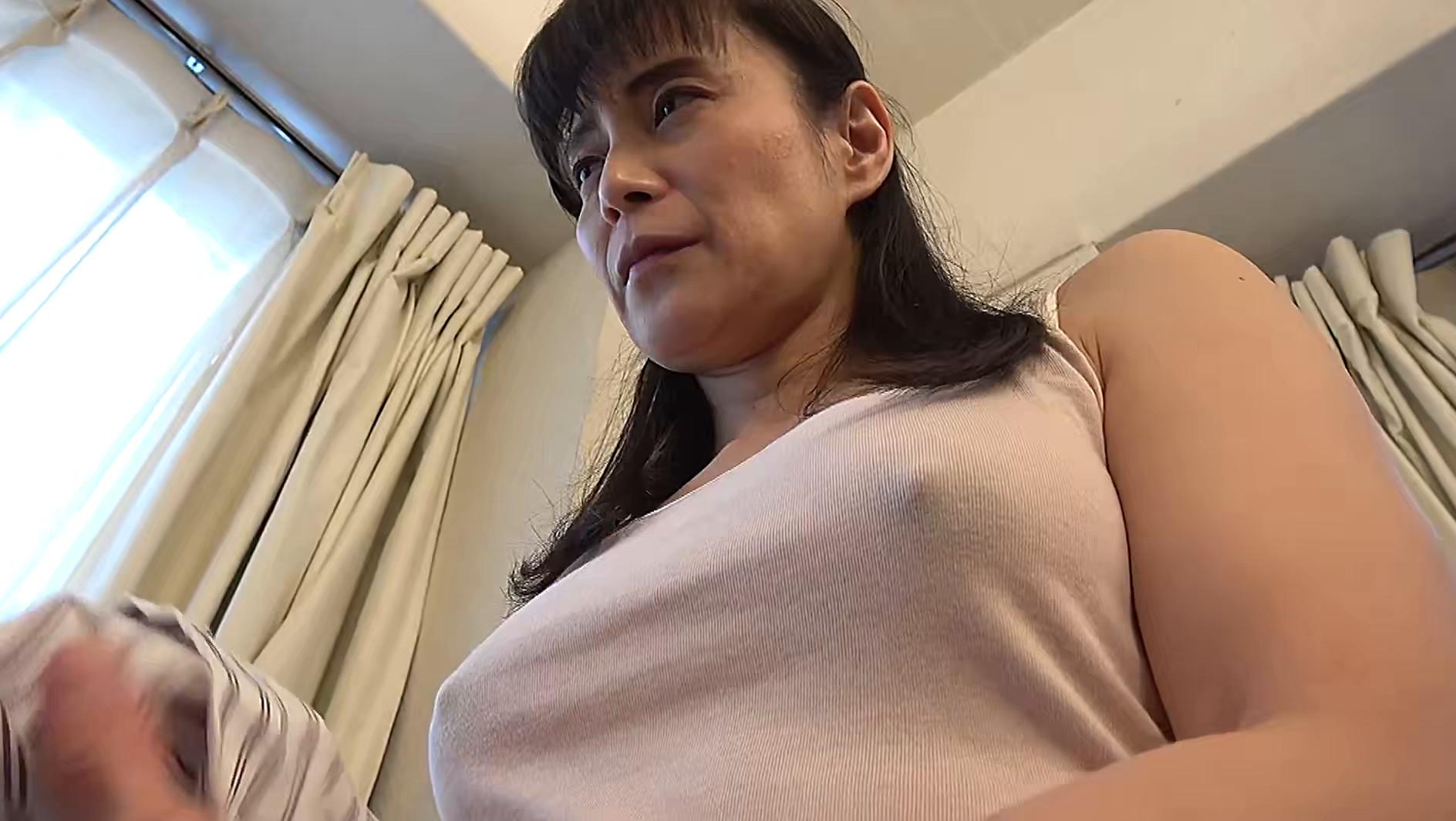 【四十路】芝居素人妻 里枝子 46歳,のサンプル画像2