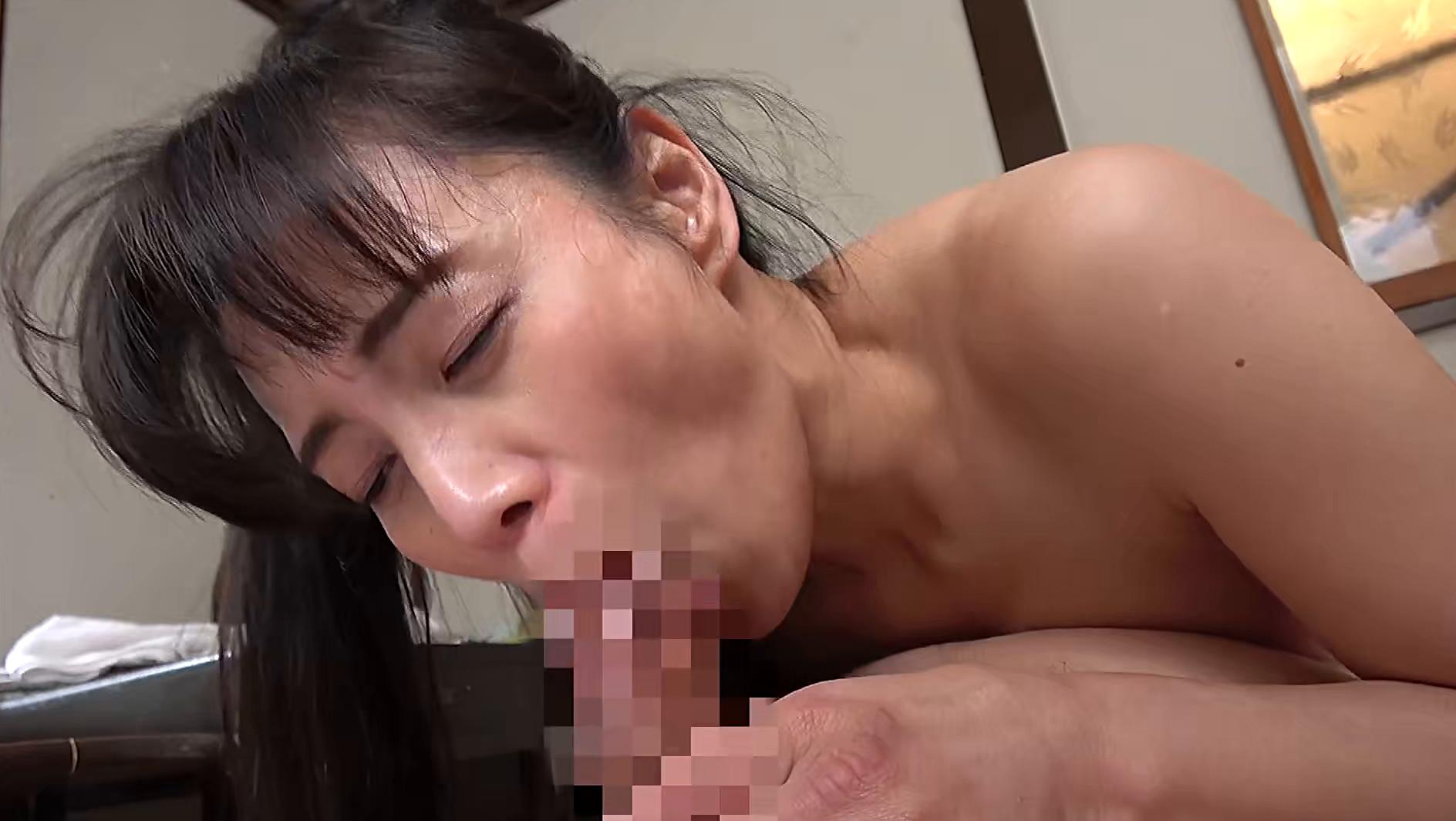 【四十路】芝居素人妻 里枝子 46歳,のサンプル画像4