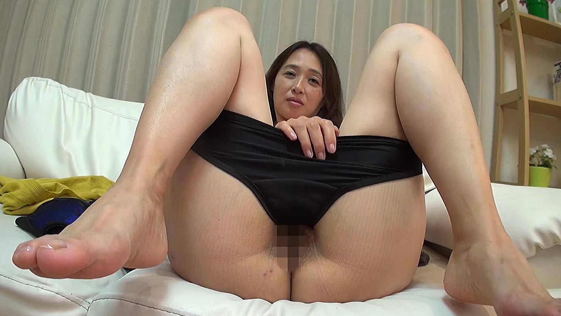 【五十路】応募素人妻 由美 53歳,のサンプル画像4