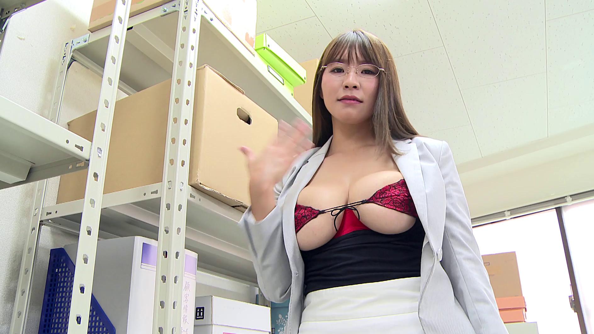 日本一OL姿が似合う 夏来唯1