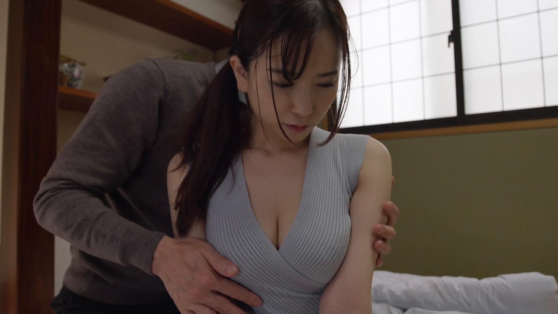 「実は私・・・アナタのお義父さんに毎週火曜日に犯されています」 笹倉杏 画像1