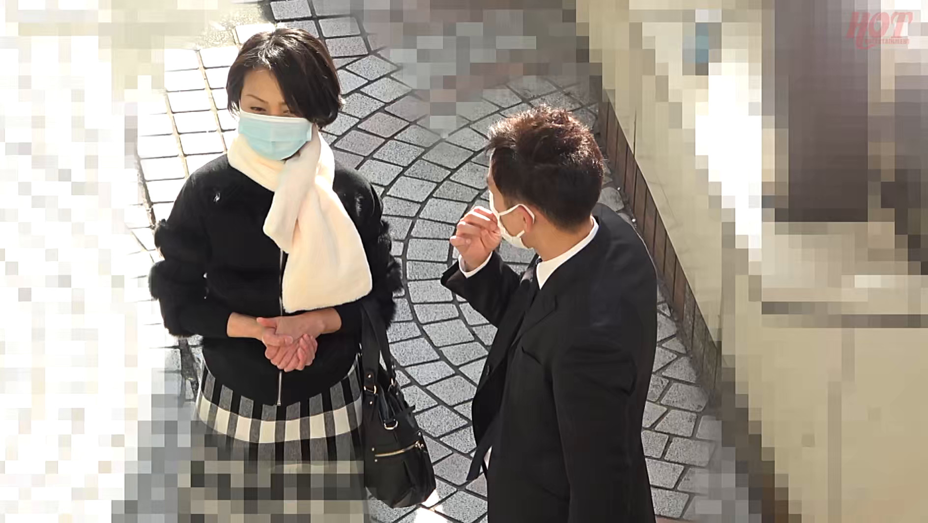 素敵な婦人 息子に会いに上京したはずなのに・・・イケメンナンパ師のテクにメロメロ 光代さん49歳 画像3