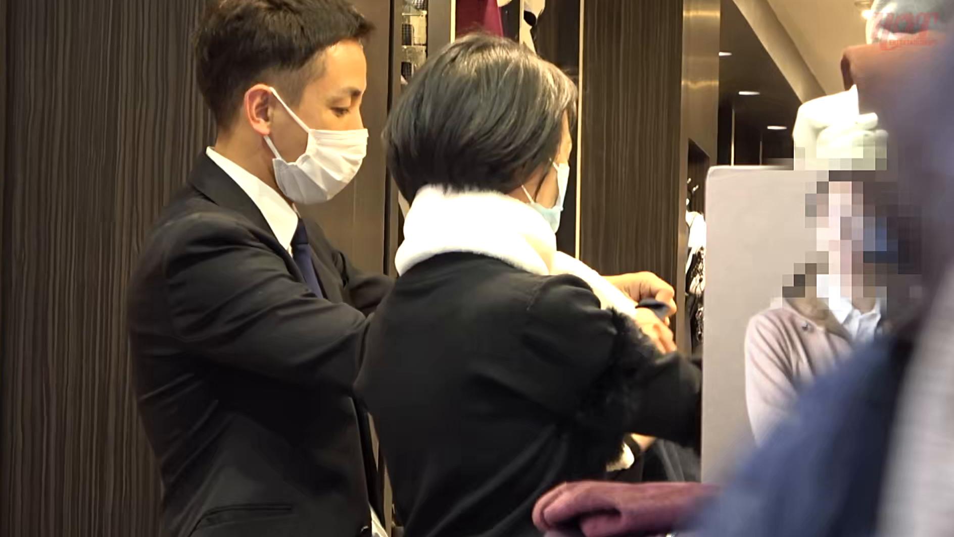 素敵な婦人 息子に会いに上京したはずなのに・・・イケメンナンパ師のテクにメロメロ 光代さん49歳 画像4