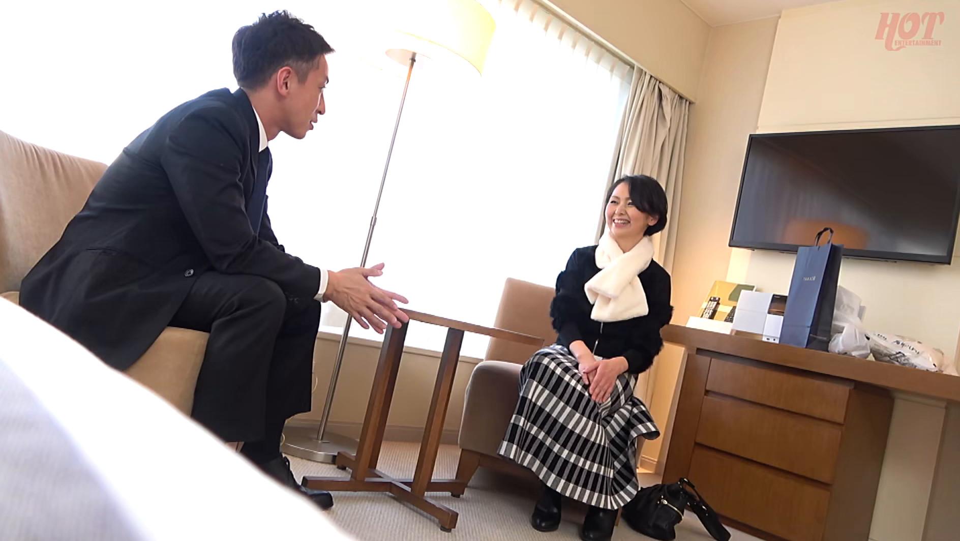 素敵な婦人 息子に会いに上京したはずなのに・・・イケメンナンパ師のテクにメロメロ 光代さん49歳 画像6