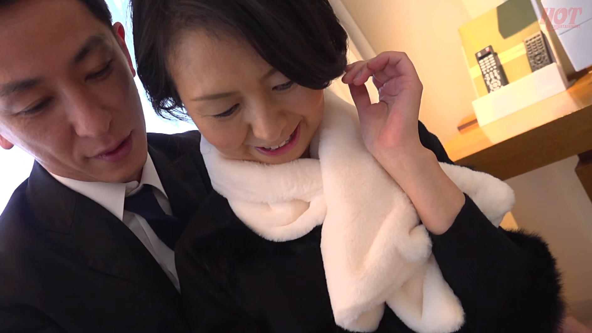 素敵な婦人 息子に会いに上京したはずなのに・・・イケメンナンパ師のテクにメロメロ 光代さん49歳 画像7