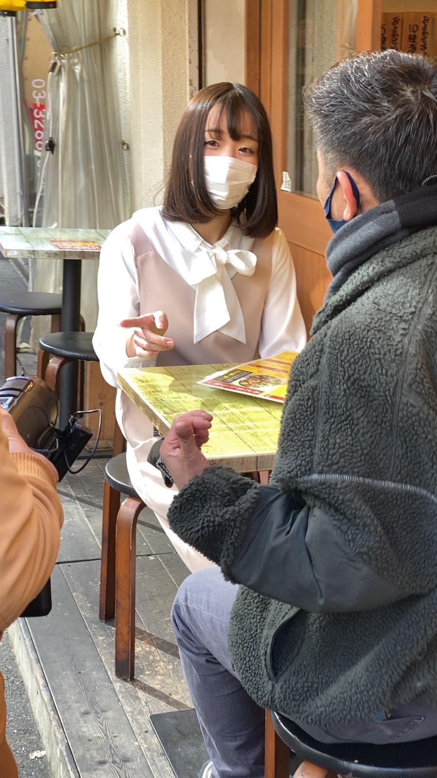 家出妻をナンパ! 旦那と喧嘩して東北から上京した幼な妻をご接待 美穂さん