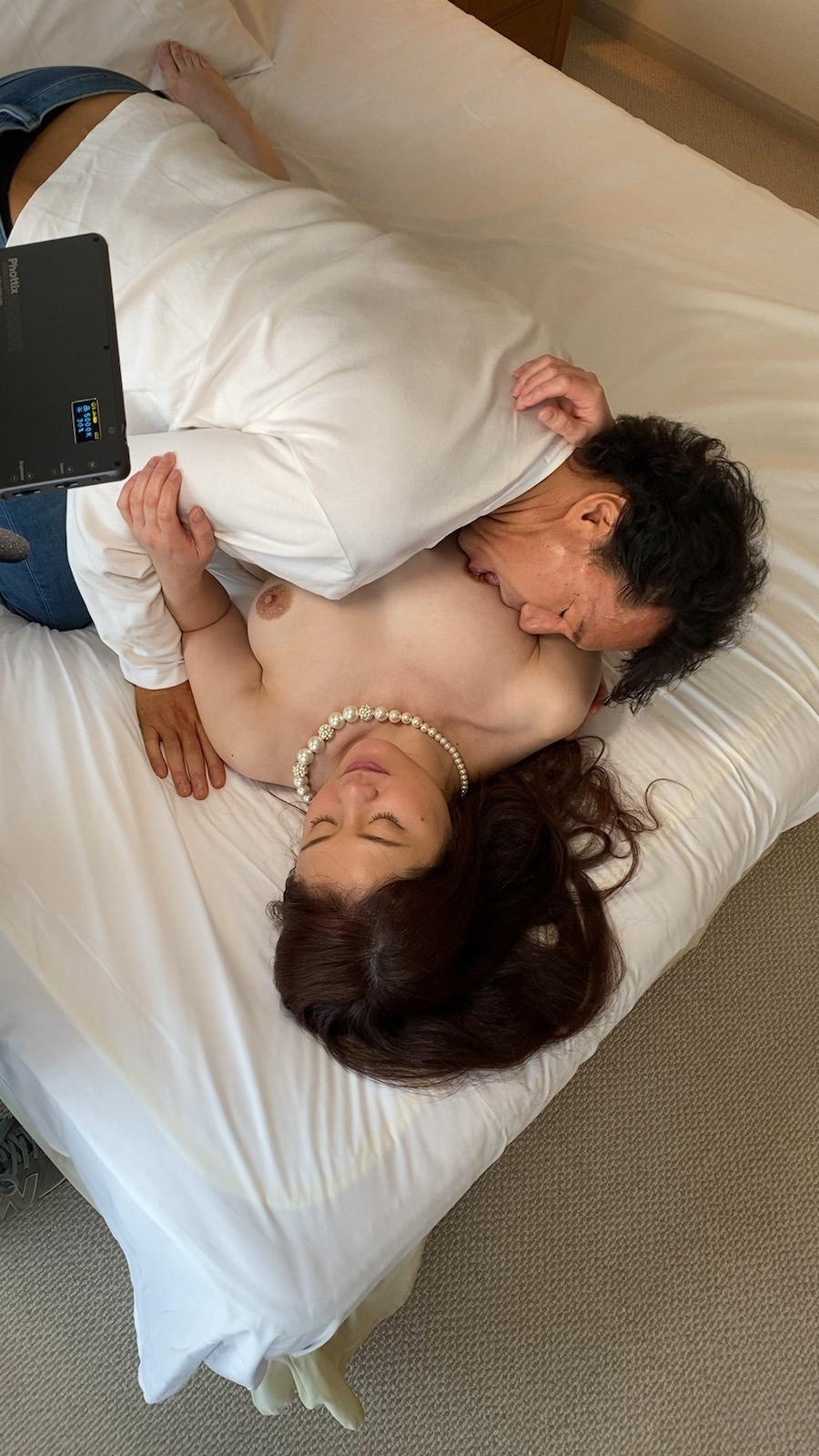 熟女新人AVデビュー! 柊乃由枝 40歳 画像4
