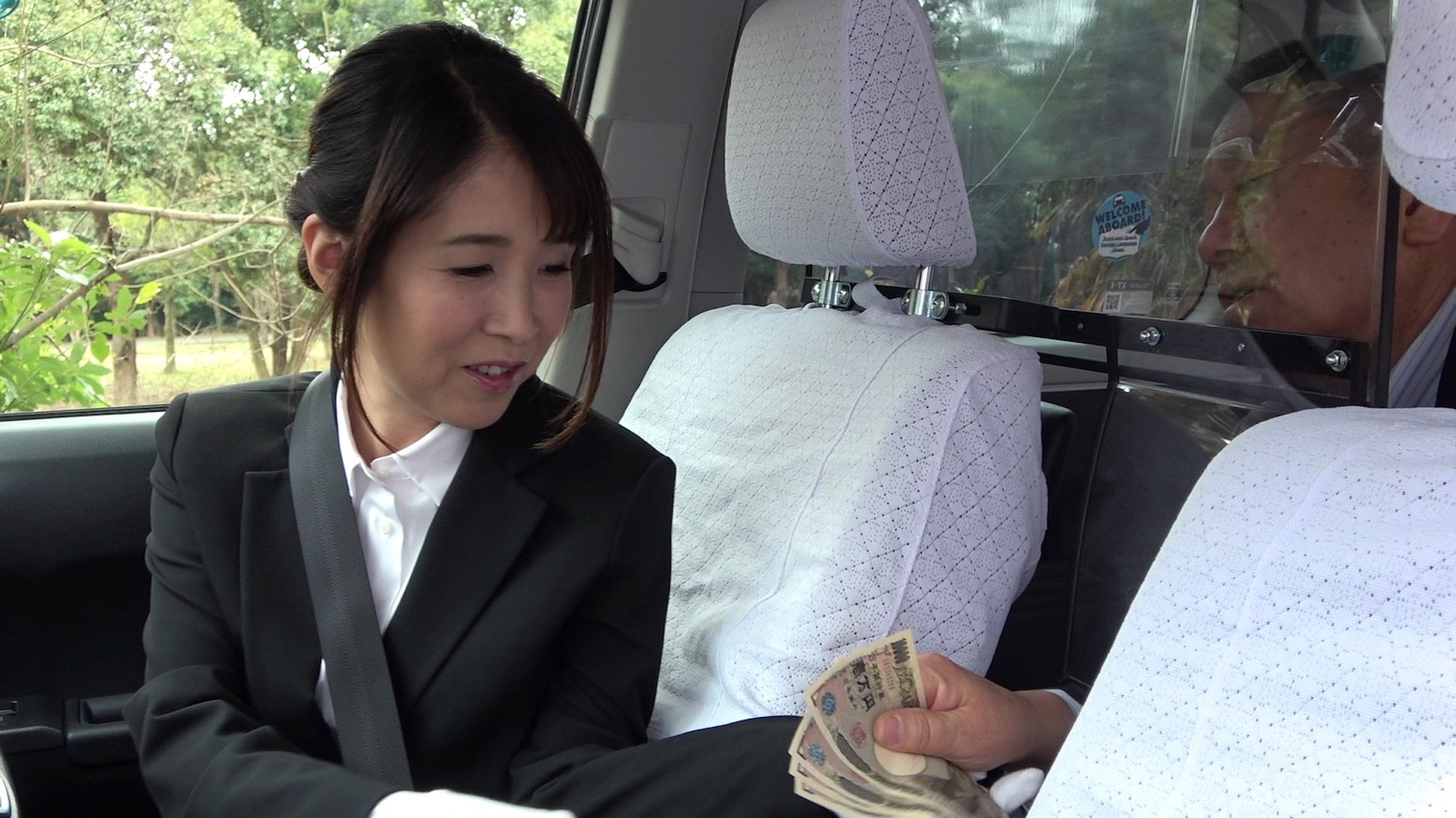 元タクシー女運転手 ~告白実話ドラマ~ 冴木塔子 画像4