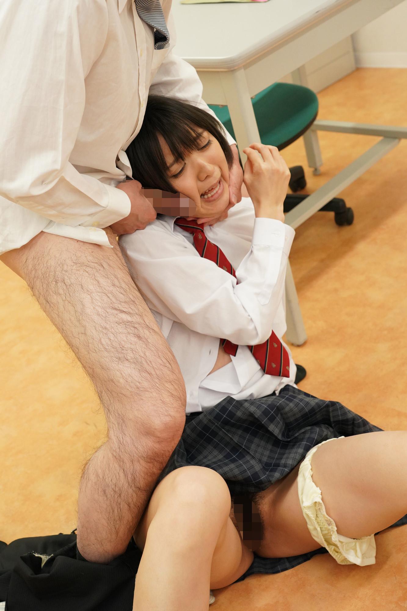 男っぽいことを悩んで女らしくなりたいと教師に相談したら、未成熟な身体を強制的に開発されてメスイキしまくったボーイッシュ女子校生 画像4