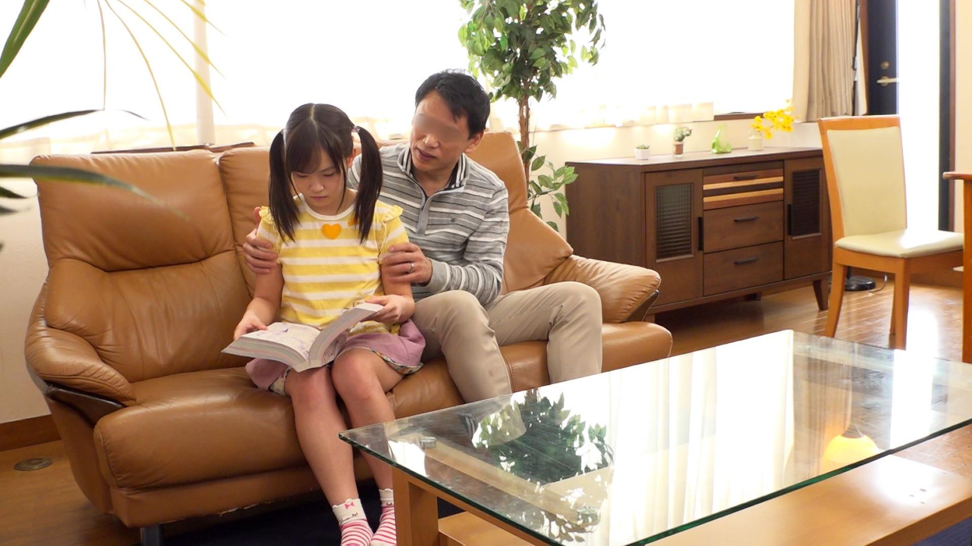 「パパの赤ちゃんが欲しいの!」小さすぎる連れ子とパパのいびつな愛の日常、そして中出しへと・・・ ららちゃん 画像1
