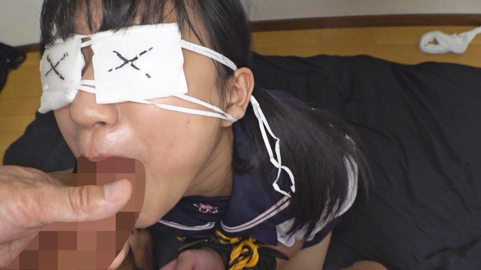 監禁 拘束した少女を人形のように弄ぶ変質者の異常性癖 渚ひまわり 画像4
