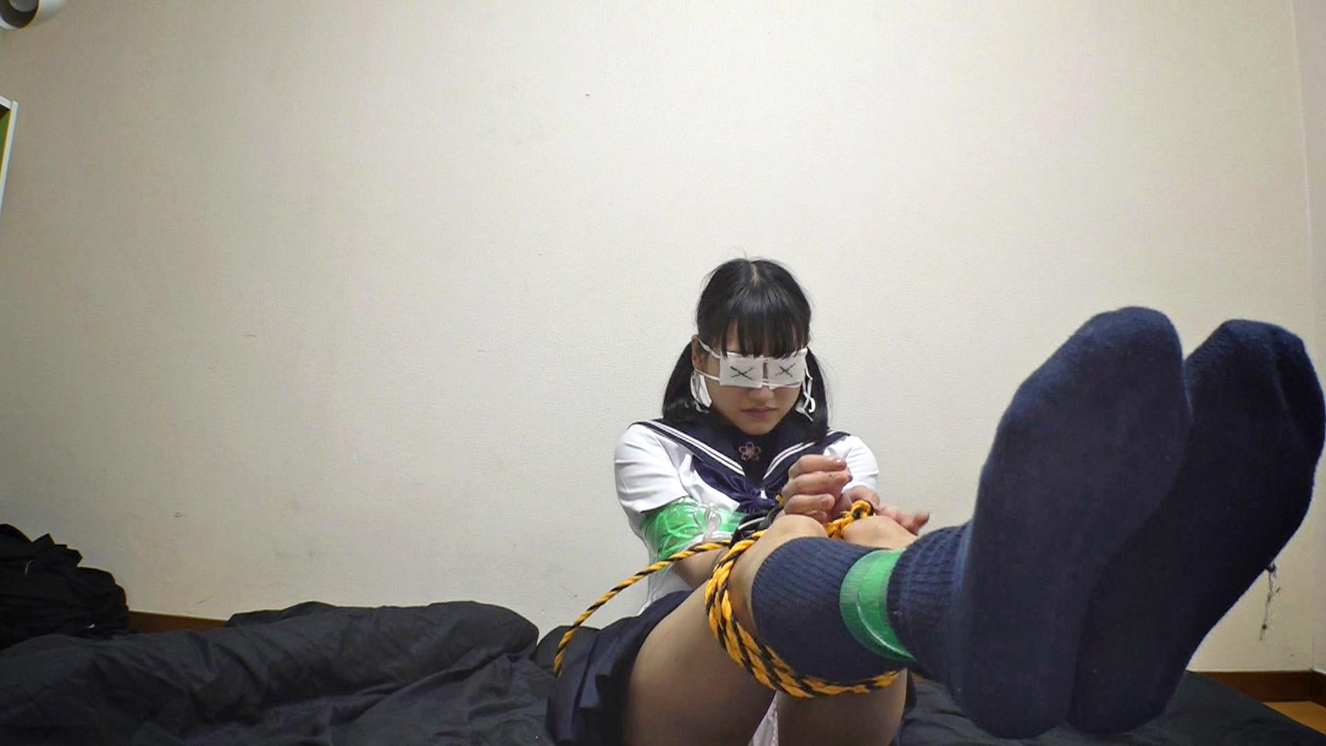 監禁 拘束した少女を人形のように弄ぶ変質者の異常性癖 渚ひまわり 画像5