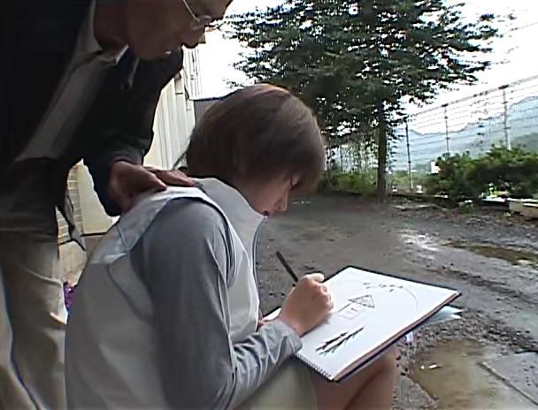 暴行スケッチ 笠木忍