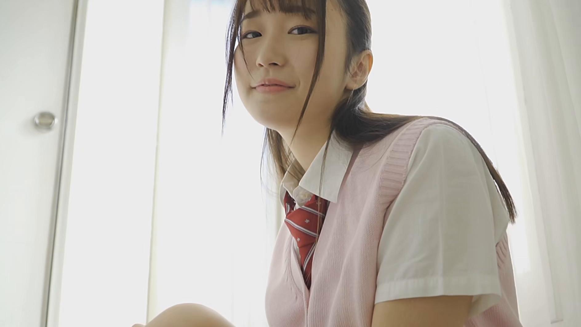 ヌーディスト上京Girl 天然みのり 画像1