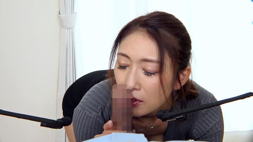ささやき淫語で誘惑する淫乱五十路妻 小早川玲子6
