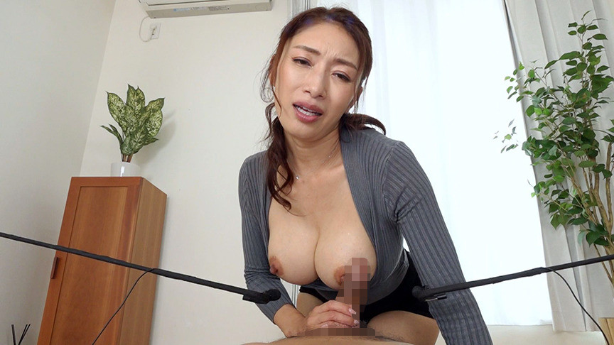 ささやき淫語で誘惑する淫乱五十路妻 小早川玲子8