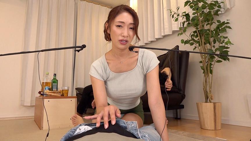 ささやき淫語で誘惑する淫乱五十路妻 小早川玲子15