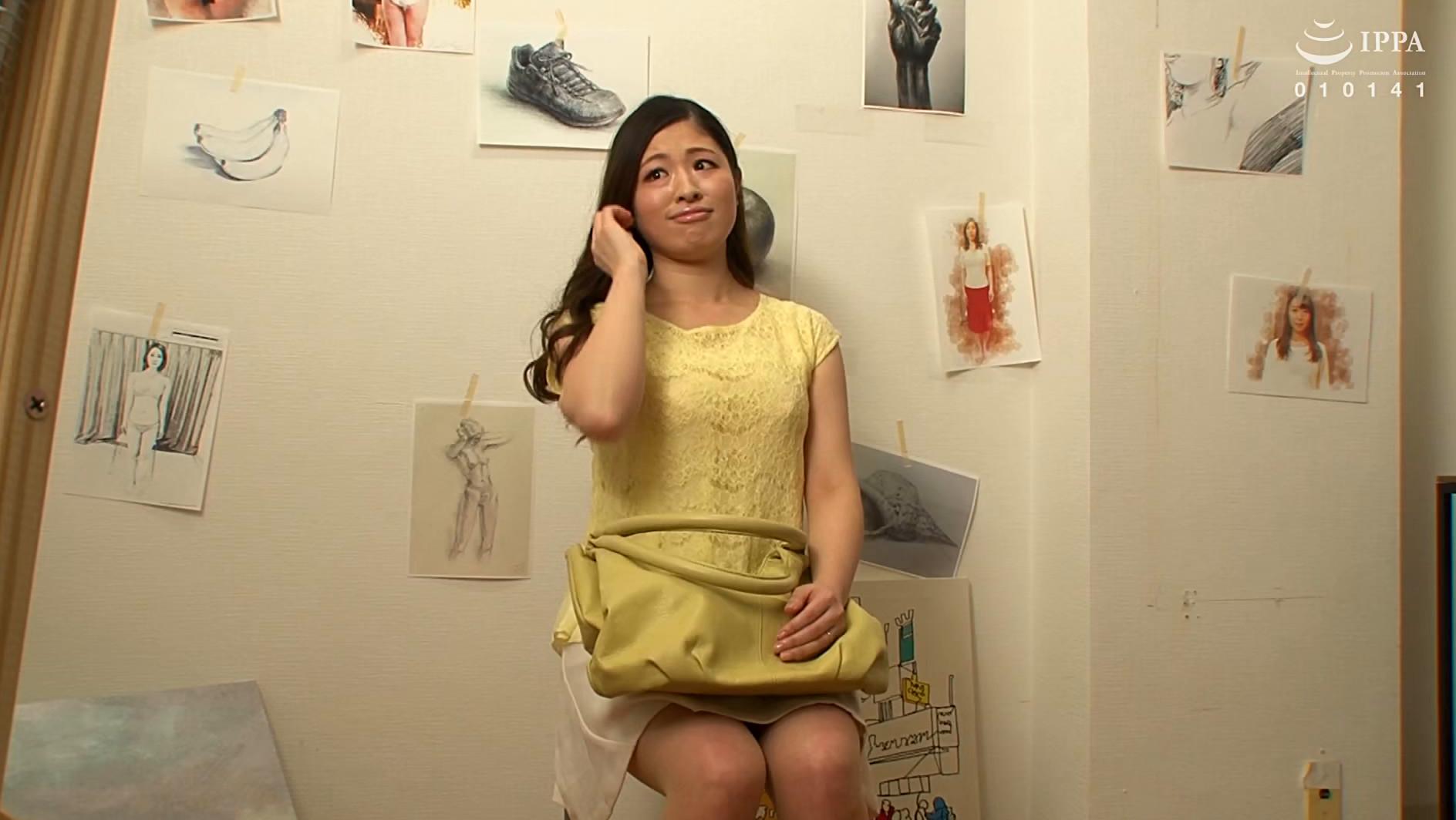 ヌードデッサンモデルの高額アルバイトでやってきた人妻さんに男根挿入して種付けSEXするビデオ 総集編 20人8時間 画像6
