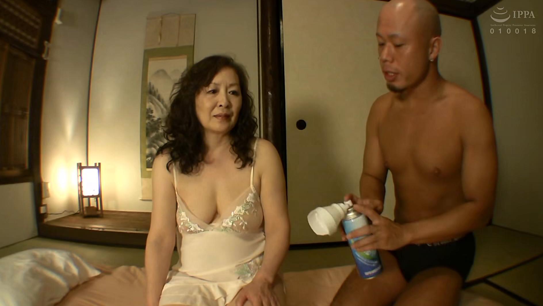 熟蜜のヒミツ 美津江 62歳 画像4