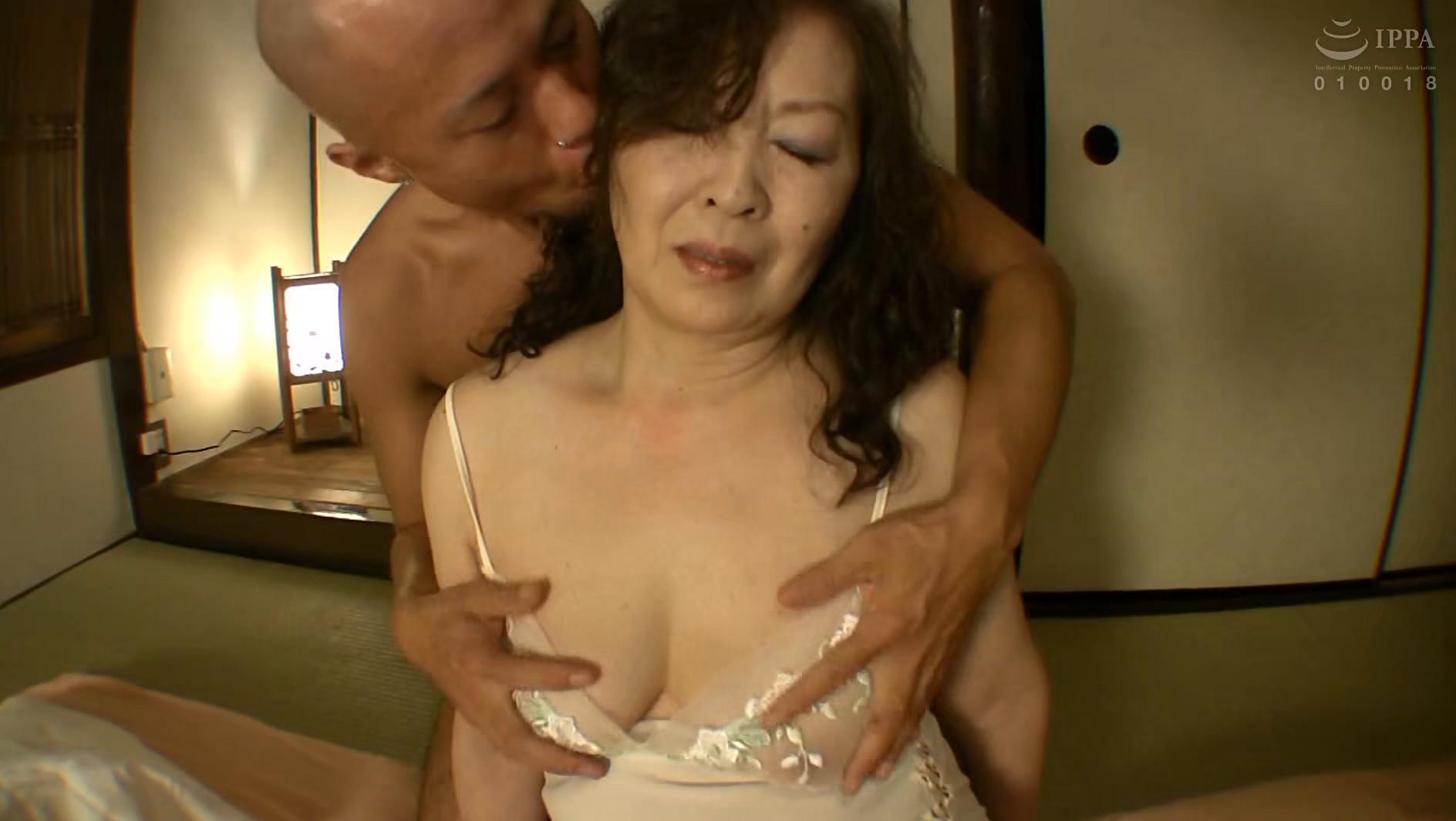熟蜜のヒミツ 美津江 62歳 画像5
