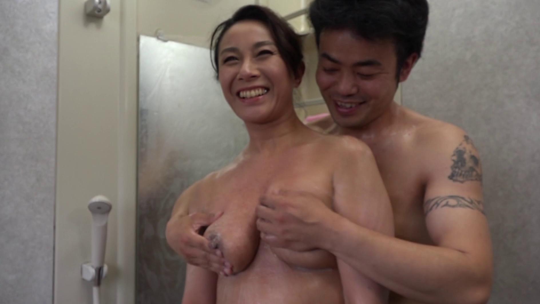 【四十路】熟年カップルの愛 中山井夫婦の場合