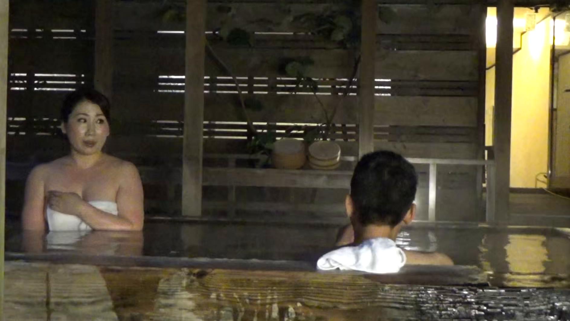 【素人】《偶然混浴》ヤっちゃった映像,のサンプル画像1