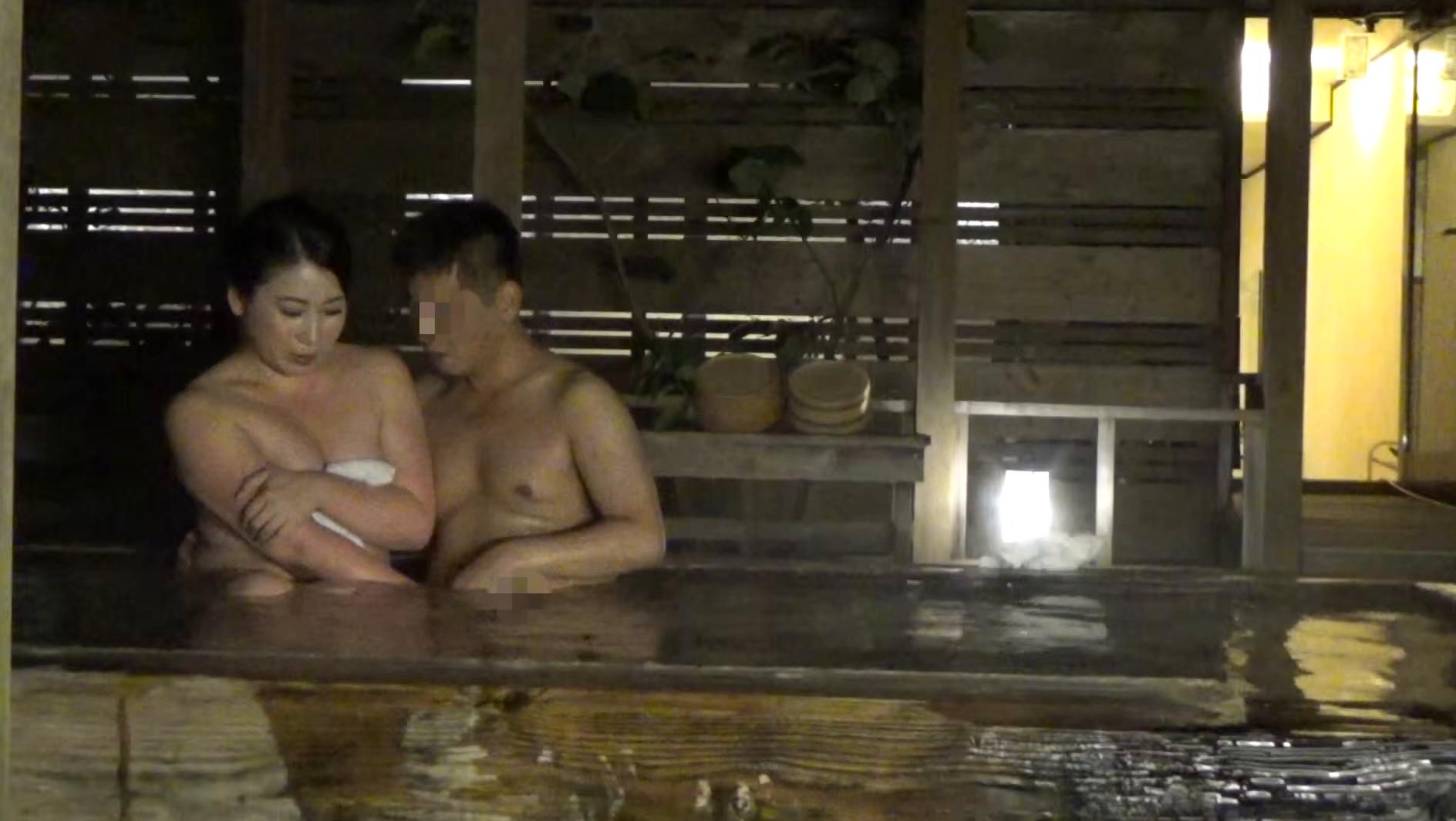 【素人】《偶然混浴》ヤっちゃった映像,のサンプル画像2