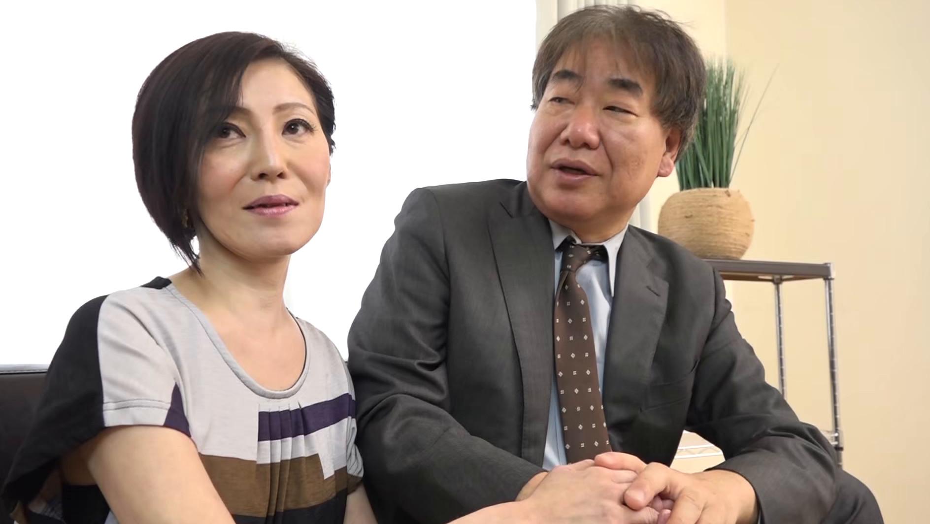 【五十路】熟年カップルの愛 笹原夫婦の場合 画像1