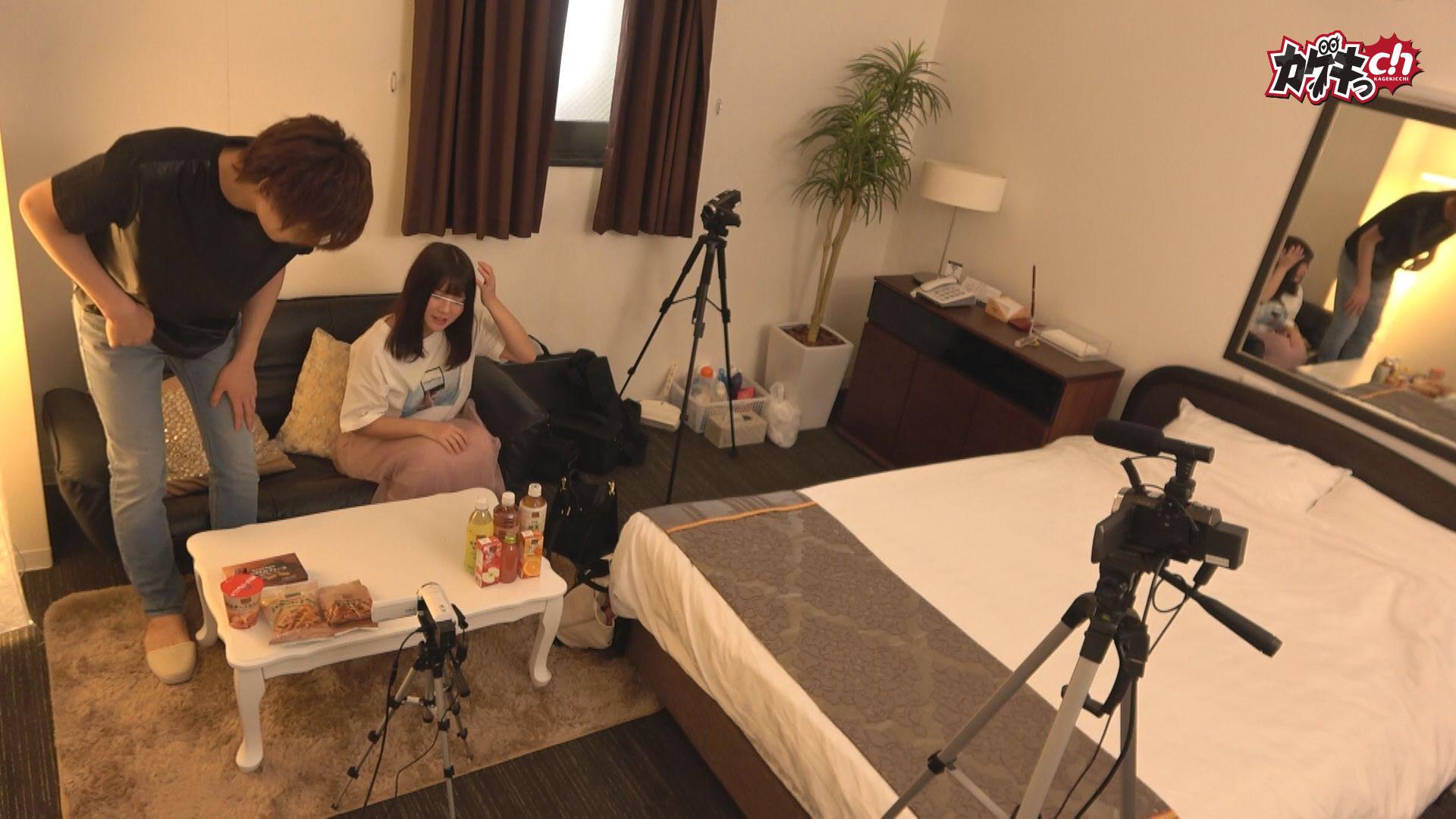 ニンゲン観察 エロ動画サイトの個人撮影にわざわざ田舎から上京してまで志願してきた、地味そうに見えて性欲沸騰してる欲求不満女のハメ撮りSEX 画像1