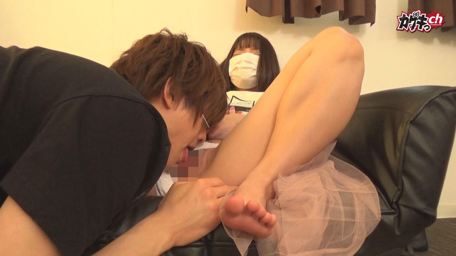 ニンゲン観察 エロ動画サイトの個人撮影にわざわざ田舎から上京してまで志願してきた、地味そうに見えて性欲沸騰してる欲求不満女のハメ撮りSEX 画像9
