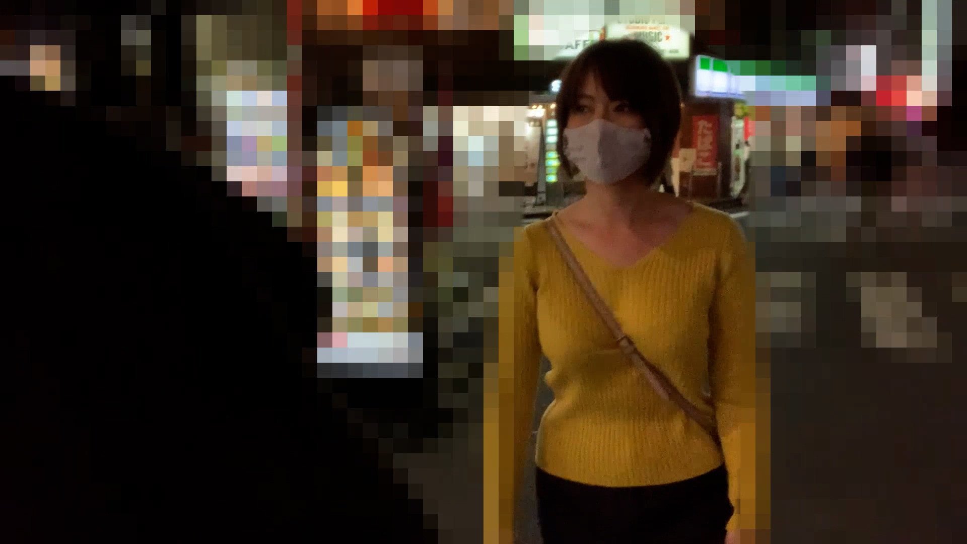 実録 電車痴漢映像 #031
