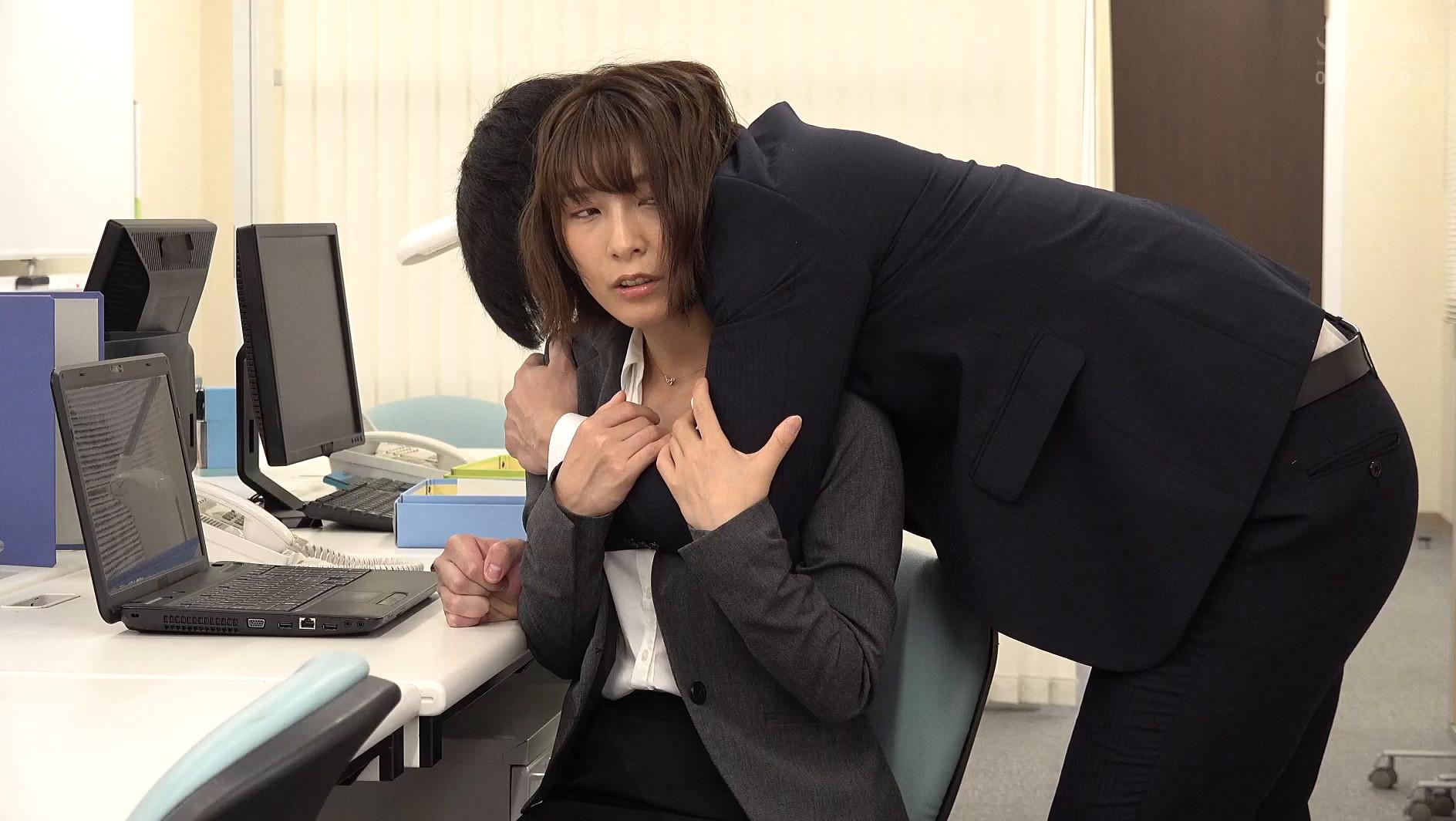 阿部乃みく ミリオン専属 第1弾ドラマ 完全女性上位 執拗に男ヲ責めて悦ぶオンナ 痴女OLはオフィスにて男性上司を堕とし狂わす17