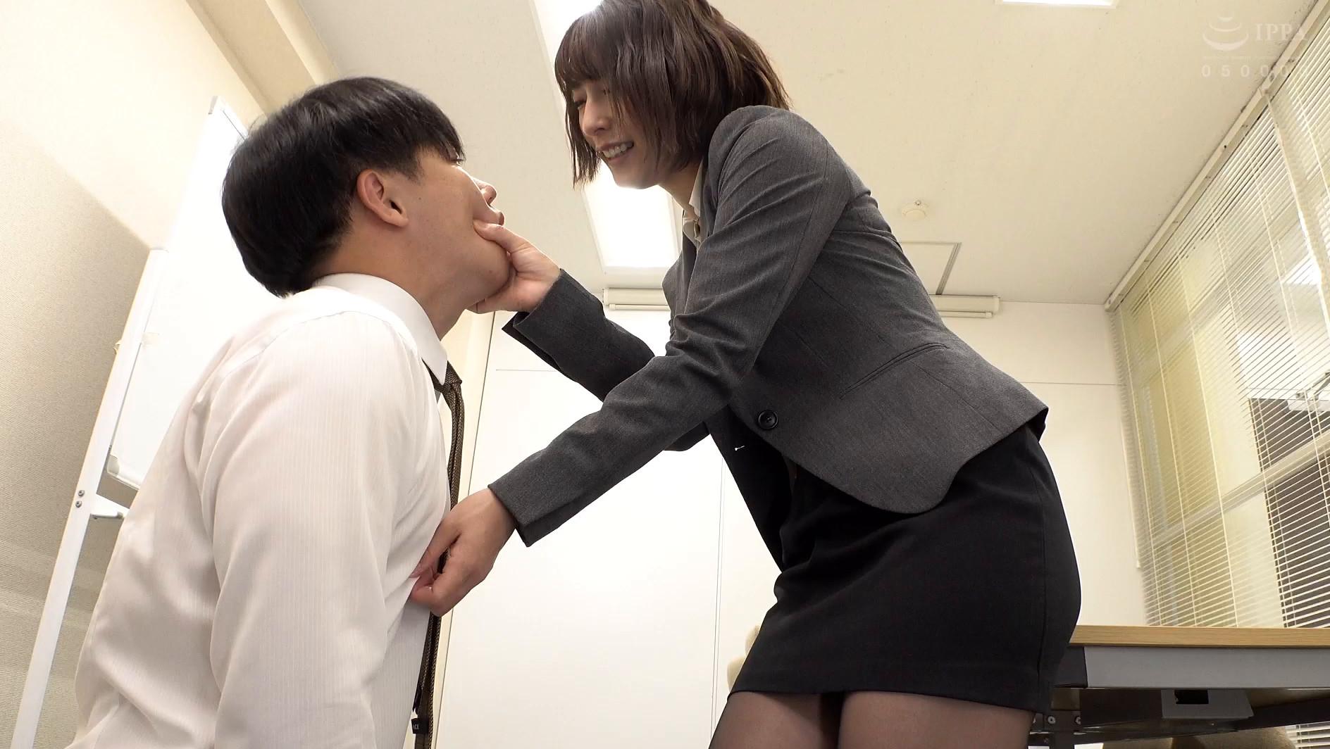 阿部乃みく ミリオン専属 第1弾ドラマ 完全女性上位 執拗に男ヲ責めて悦ぶオンナ 痴女OLはオフィスにて男性上司を堕とし狂わす19