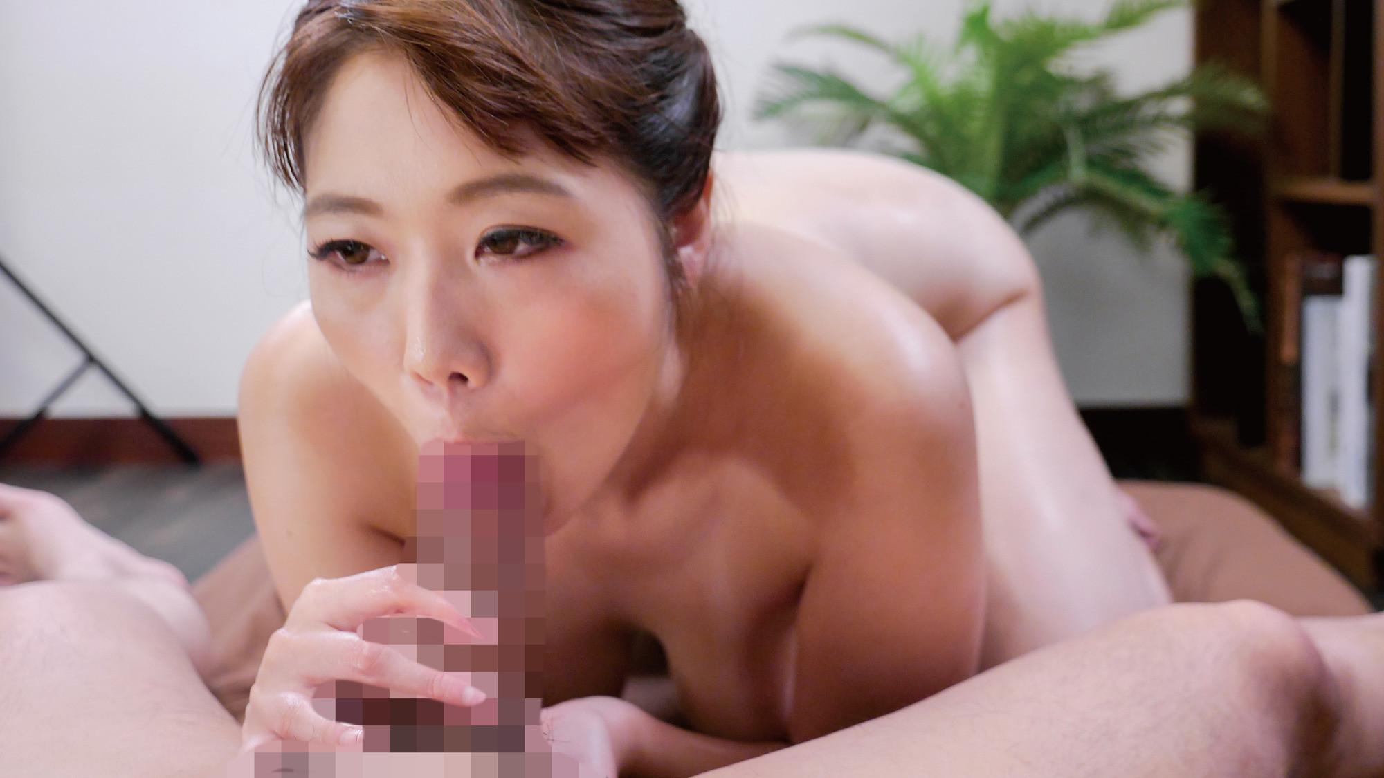 Hカップヤリマン爆乳妻 媚薬オイル快感中出しセックス!!