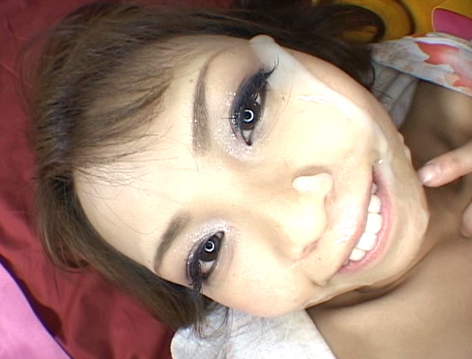 女顔コキ 画像8
