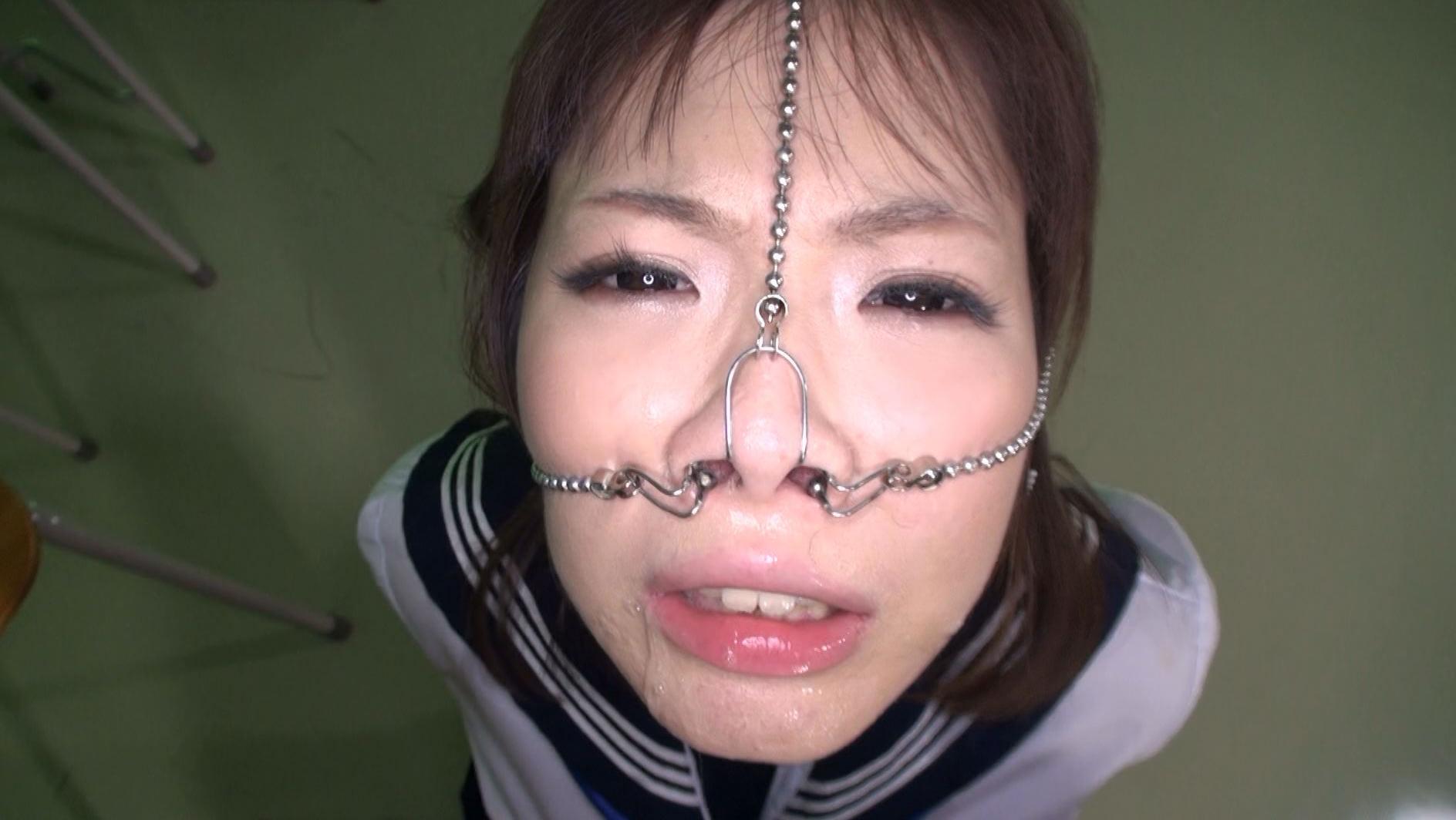 豚鼻フェラ 画像6