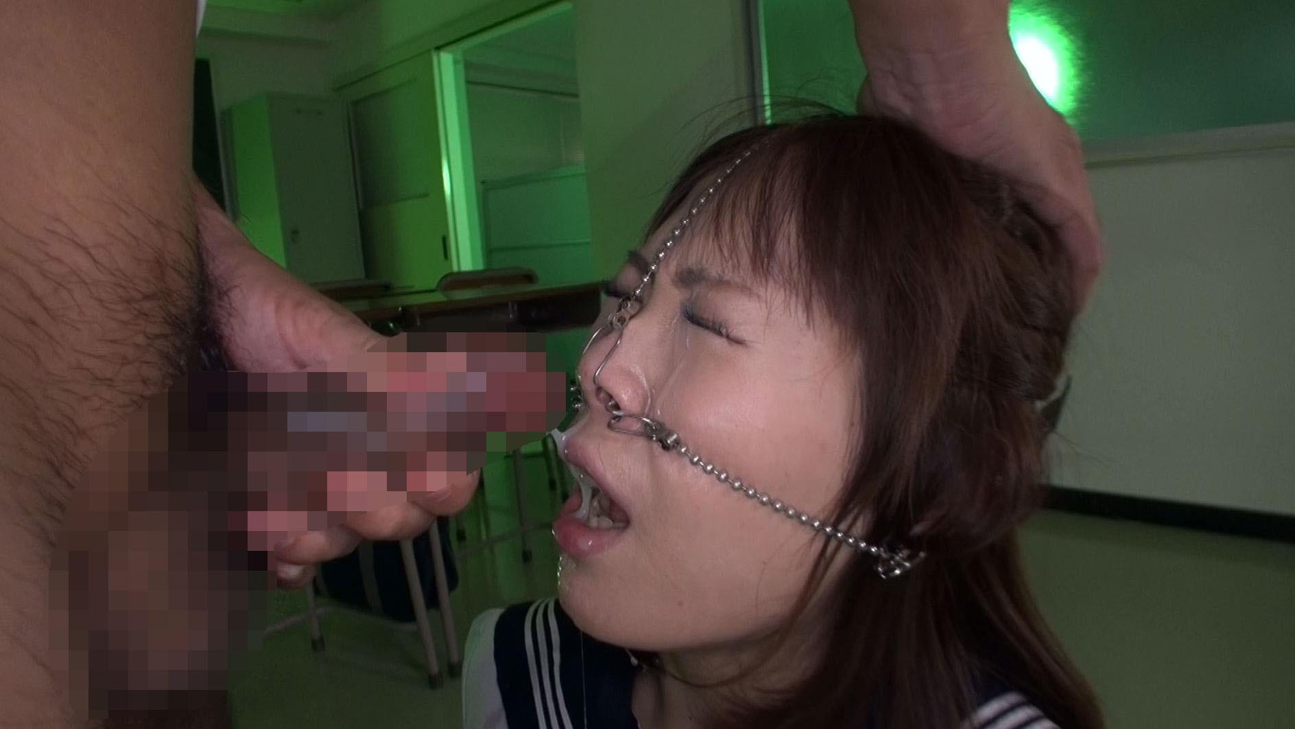 豚鼻フェラ 画像7