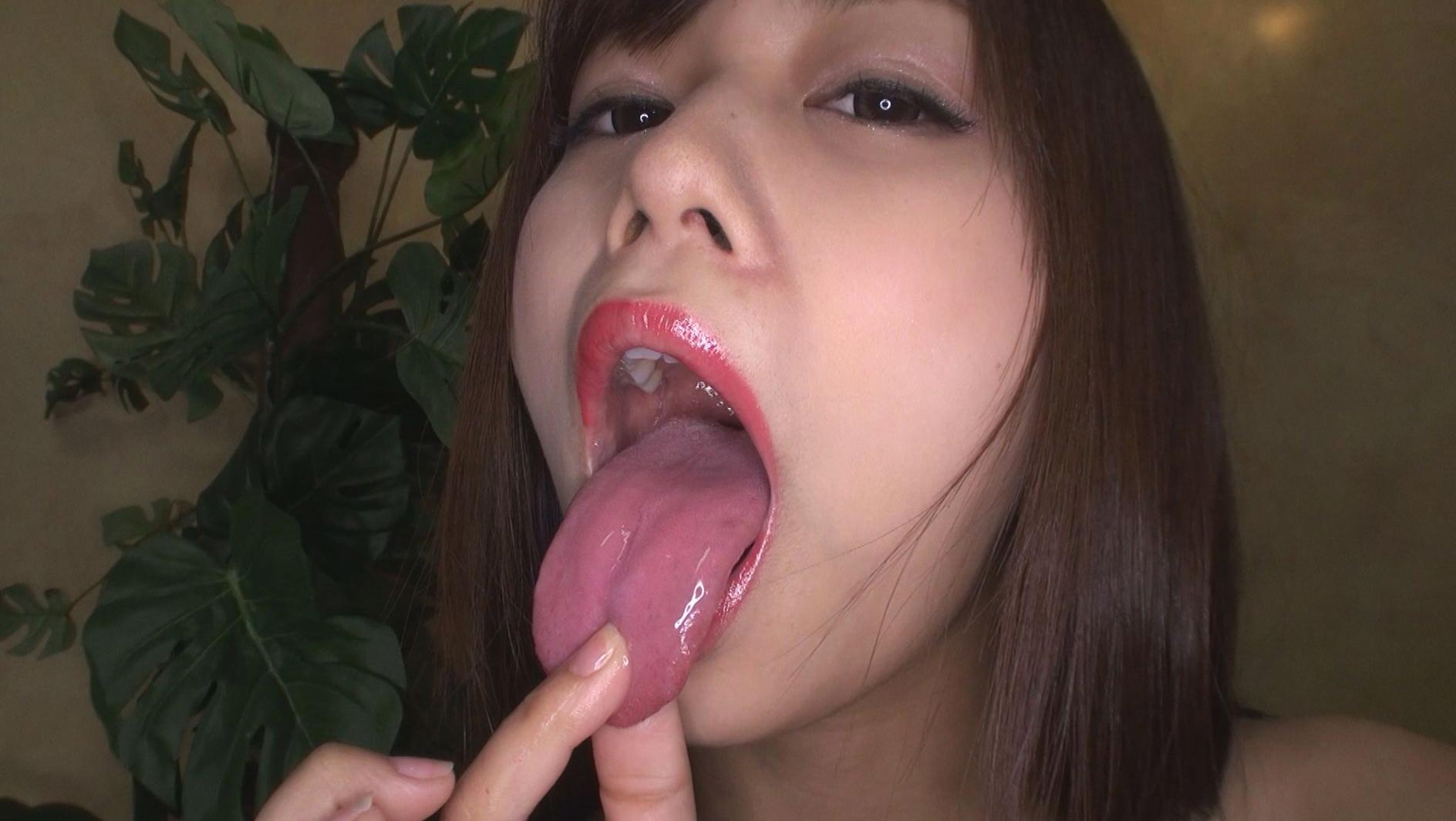 唾液つゆだくディープスロート 画像3