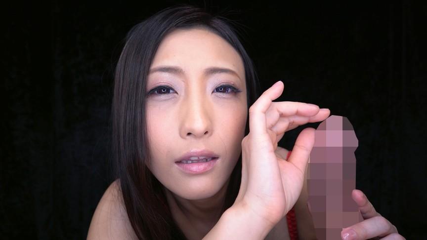 濡れ顔ガン見手コキ 画像6