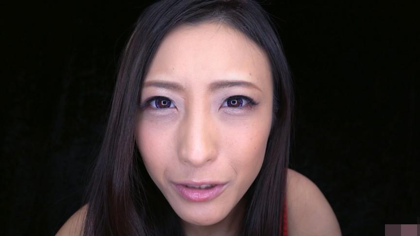 濡れ顔ガン見手コキ 画像7